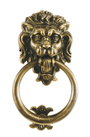 Doorknocker-Lion